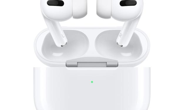 Ønsker man Apple AirPods?